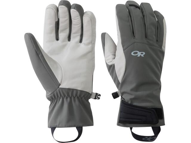 Outdoor Research Direct Contact Handschoenen, charcoal/alloy